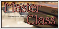 Master Class Monday: Fanatic Excerbations