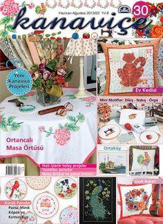 kanavice 30 cross stitch magazine of Turkey