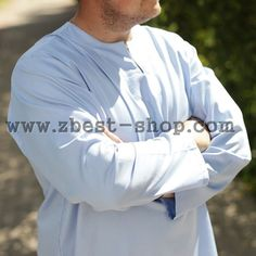 Голубая мужская рубашка от MEDUSA Big Men, Chef Jackets, Shirts, Shopping, Fashion, Moda, La Mode, Tall Men, Shirt