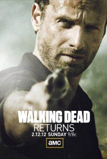 The Walking Dead - Police officer Rick Grimes leads a group of survivors in a world overrun by zombies.