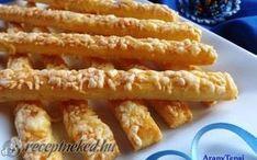 Sajtos-túrós ropogós recept fotóval