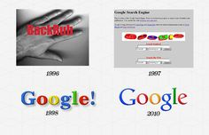 10. Google - The 50 Most Iconic Brand Logos of All Time | Complex UK