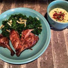 Easy AIP Parsnip Leek Soup Recipe