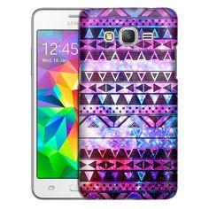 Samsung Grand Prime Aztec Nebula Galaxy Black Slim Case