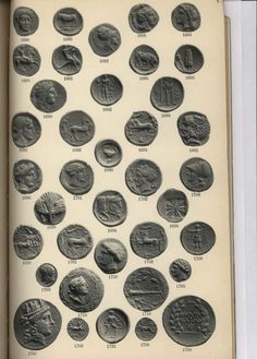 Ancient Coins - SYRACUSE, FIFTH DEMO    Nadir CRACY, 214-212 BC. (AR 8 Litrae 10.22g 24mm) (108 YEAR OLD PROVENANCE) BERLIN MUSEUM  EF