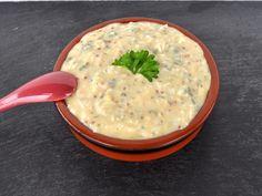 recette sauces   Recette sauce gribiche, cuisinez sauce gribiche