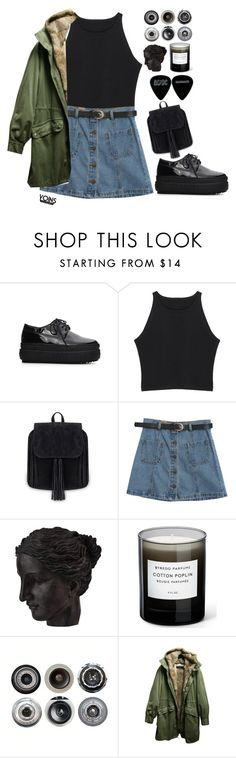"""""""#Yoins"""" by credentovideos ❤ liked on Polyvore featuring Chicnova Fashion, Ren-Wil, Byredo, Ella Doran and Yves Salomon"""