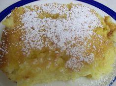 Grandma Chiquinha's Orange Cake