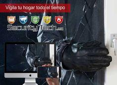 ¡Vigila tu hogar todo el tiempo con Security Tech!, el mejor equipo dedicado a la seguridad con tecnología de vigilancia. www.securitytech.mx | #securitytech  Encuéntralos en Connection Plaza | www.connectionplaza.com.mx #connectionplaza