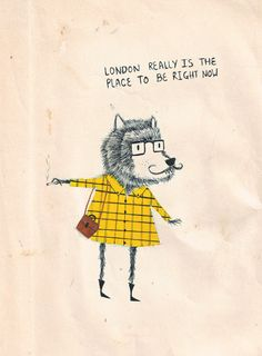 i agree! [ mattsaunders_wolf_hipster  http://www.handsomefrank.com/illustrators/matt-saunders/# ]