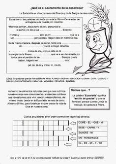 Sopa de letras sacramentos crucigrama con los sacramentos juego de los sacramentos para - Casa soto baiona ...
