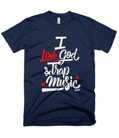 I Love God and Trap Music