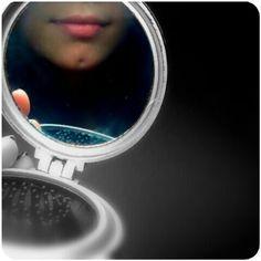 Utiliza los espejos