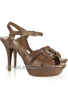 http://www.japanjordan.com/割引販売-yves-saint-laurent-tribute-leather-mid-heel-sandals.html 割引販売 YVES SAINT LAURENT TRIBUTE LEATHER MID-HEEL SANDALS Only ¥22,074 , Free Shipping!