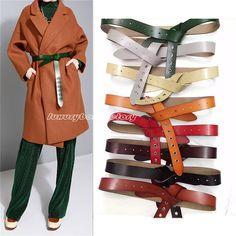 8 Цвет Дизайнер Натуральная Кожа Chic Широкий Взлетно Посадочной Полосы стиль Пояс XS S M купить на AliExpress