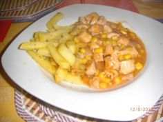 Kuracie soté so zeleninou (fotorecept) - recept | Varecha.sk Macaroni And Cheese, Ethnic Recipes, Food, Mac And Cheese, Essen, Meals, Yemek, Eten