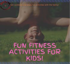 The perfect way to stay active and spend time with the whole family! Fitness Activities, Activities For Kids, Gym Classes, Stay Active, Get Outdoors, No Equipment Workout, Fun Workouts, Routine, Exercise
