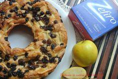 Torta+di+mele+e+uvetta