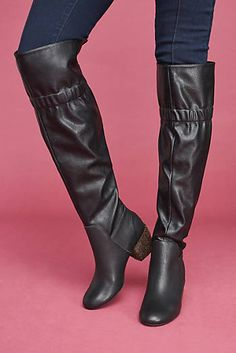 0a7766cc5 Capsule Collective International Bourne Over-The-Knee Boots Concert  Fashion