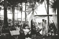 Luana + Rafael . Destination Wedding; Casamento na praia; Vintage decoration; Beach wedding; Cumbuco; kitesurf