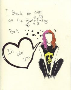 Still Into You - Paramore Can't get this song out if my head!