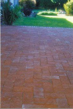 Cape Town Corobrik Range De Hoop Red Paver Brick Paving, Cape Town, Hoop, Range, Patio, Building, Outdoor Decor, Red, Brick Pavers