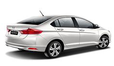 Honda City EXL 7/8 Traseira 4 BRANCO City 2016