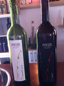 vinos Bodegas Ángel #wine #mallorca