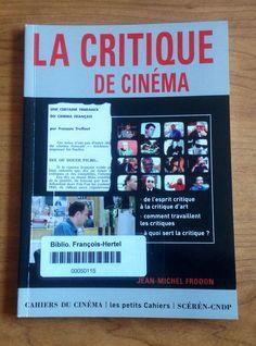 La critique de cinéma