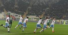 Trabzonspor 2017'ye de galibiyetle başladı