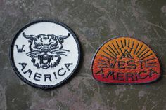W/A Patch Combo / West America