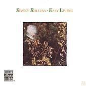 Sonny Rollins - Easy Living, Black