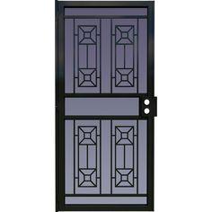 Larson Annapolis Security Storm Door  sc 1 st  Pinterest & Sdc Security Door Controls 290 Micro Cabinet Lock | http ...