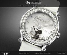 Coppo Gian Piero gioielleria & orologeria. #ecommerce #orologio #gioiello #diamante www.coppogioielli.it powered by www.b4web.biz