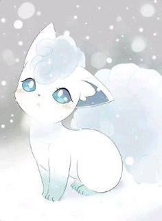 Alolan Vulpix is SO ADORABLE, i love ice types and think they des. - Alolan Vulpix is SO ADORABLE, i love ice types and think they deserve more of a spotlight as they are often get put to one side for other types of Pokemon… Pokemon Fan Art, Sun Pokemon, Pokemon Tattoo, Baby Pokemon, Pokemon Fusion, Pokemon Cards, Pet Anime, Anime Animals, Anime Art