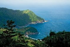 Caribbean island of Dominica