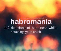 Habromania...