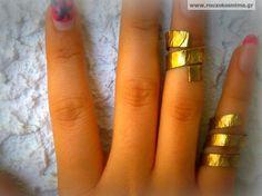 Δαχτυλίδια chevalier χειροποίητα, σφυρήλατα απο μπρούντζο Bangles, Bracelets, Internet, Rings, Jewelry, Fashion, Moda, Jewlery, Jewerly