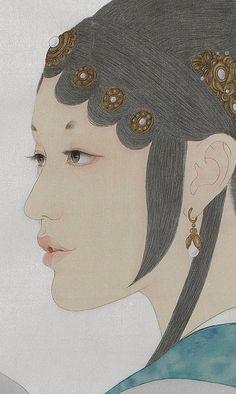 《胭脂蔻》之《湘水绿》by 周雪