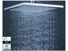 Highgrove Bathrooms - MONSOON 250mm Square Shower Head