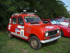 RENAULT 4 GTL - 4L Trophy 2008 Créhange (1)