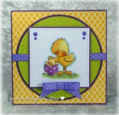 Easter DSB Easter Chick.