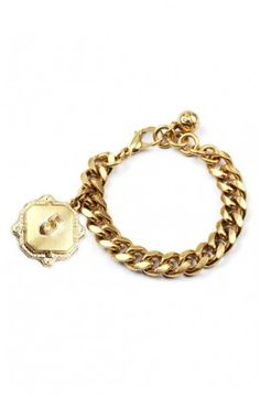 The Victorian Plaza Bracelet 5 ($200) from @Lulu Frost can stand alone or be layered for an eclectic look. It also makes a great gift! #lulufrost #holiday2013 #giftguide #giftideas #giftsforher #personalgifts