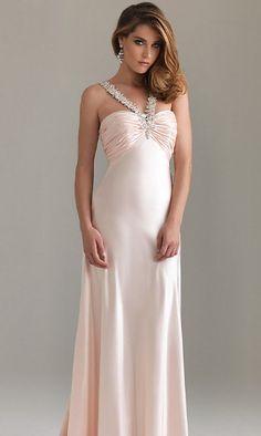 Elegant Halter Prom Dress 2013