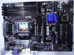 D'origine carte mère pour Biostar Salut-fi H77S LGA 1155 DDR3 32 GB pour i3 i5 i7 CPU USB2.0 USB3 SATA3. 0 H77 De Bureau carte mère