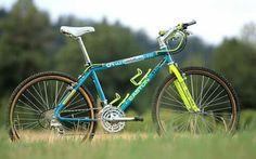 ex Juli Furtado Yeti FRO. found on the Retrobike FB page Vintage Bikes, Retro Bikes, Yeti Arc, Yeti Cycles, Ridge Runner, Touring Bike, Classic Bikes, Road Cycling, My Ride