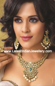 Jadau Necklace Set | Latest Indian Jewellery Designs