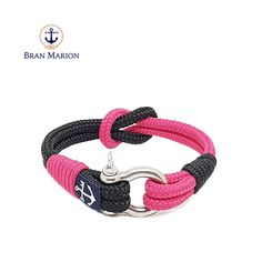 Bran Marion bracelets are the perfect casual accessory for the outdoorsy sporty types. Especially the water enthusiasts. Nautical Bracelet, Nautical Jewelry, Reef Knot, Marine Rope, Everyday Look, Handmade Bracelets, Jewelry Collection, Sporty, Casual