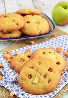 Appel-karamel koeken - Laura's Bakery