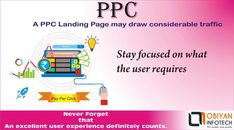 Taking care of a few considerations can make your PPC Landing Page exceptionally fruitful. It's a crucial aspect concerning the website development that should not be ignored. The tips given below would be useful while you get your PPC Landing Page designed.